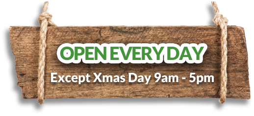 Open Everyday Except Xmas day 9am - 5pm - Otorohanga Kiwi House